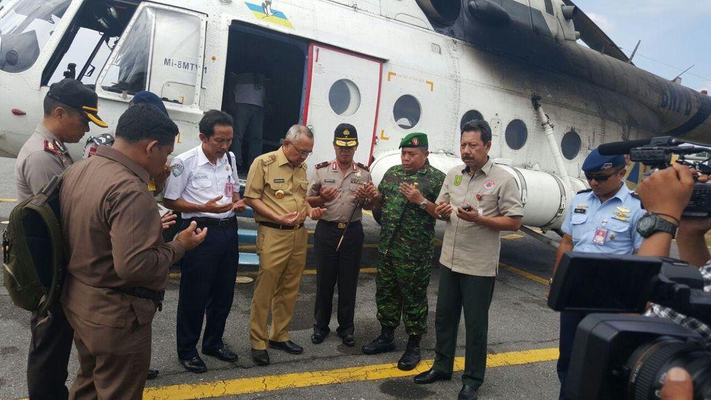 Doa untuk Pratu Wahyudi, Prajurit TNI yang Gugur saat Padamkan Kebakaran Hutan