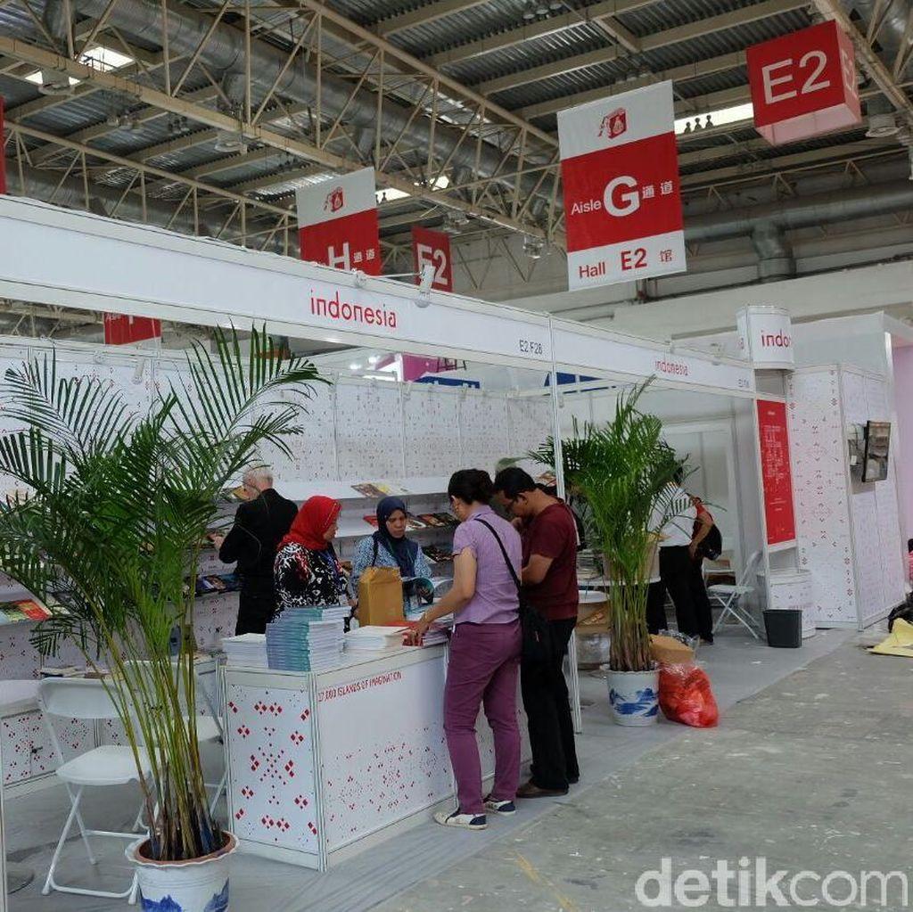 Indonesia Hadir Perdana di Beijing International Book Fair 2016