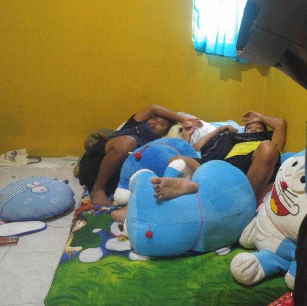 Polwan Demak Kaget Pergoki Pasangan Pria di Kamar Kos Wanita