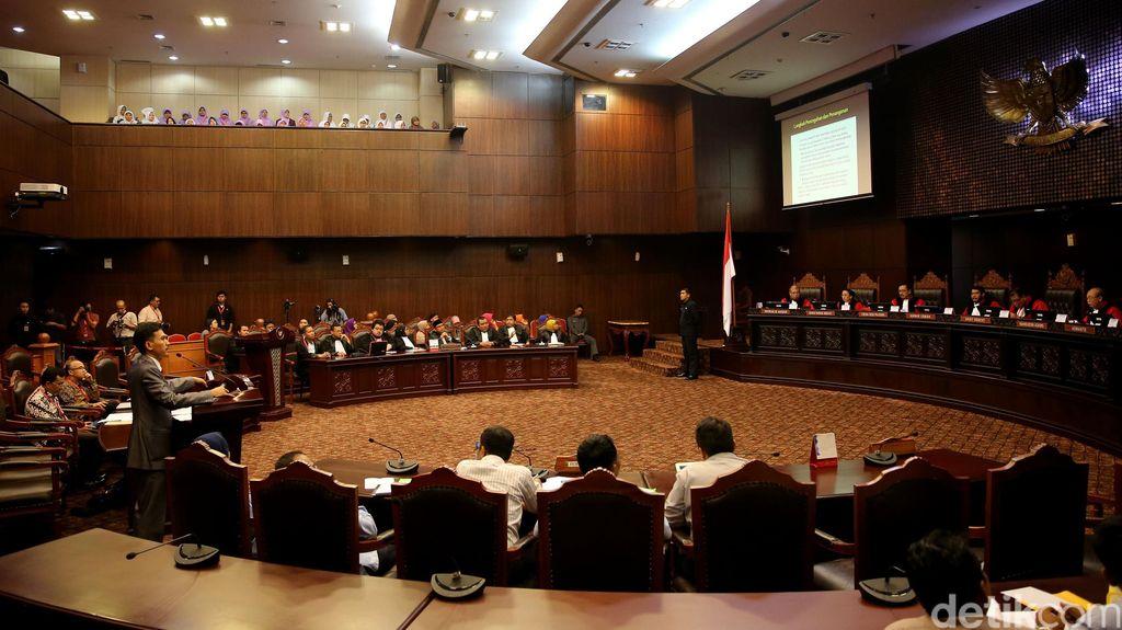 Sidang LGBT di MK, Komnas Perempuan Tolak Pelaku Kumpul Kebo Dipidana