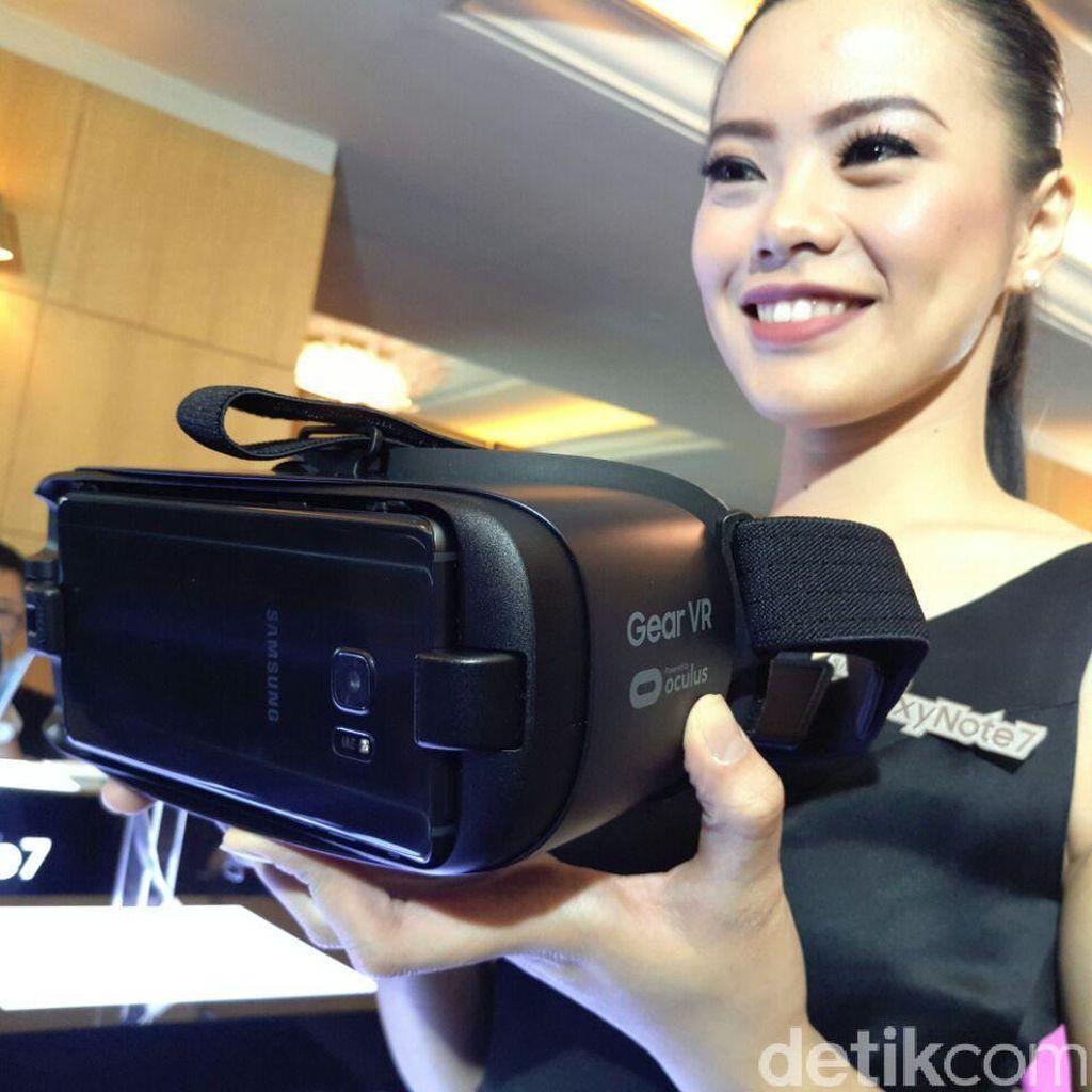 Gear VR Makin Seru dengan Stik Xbox One