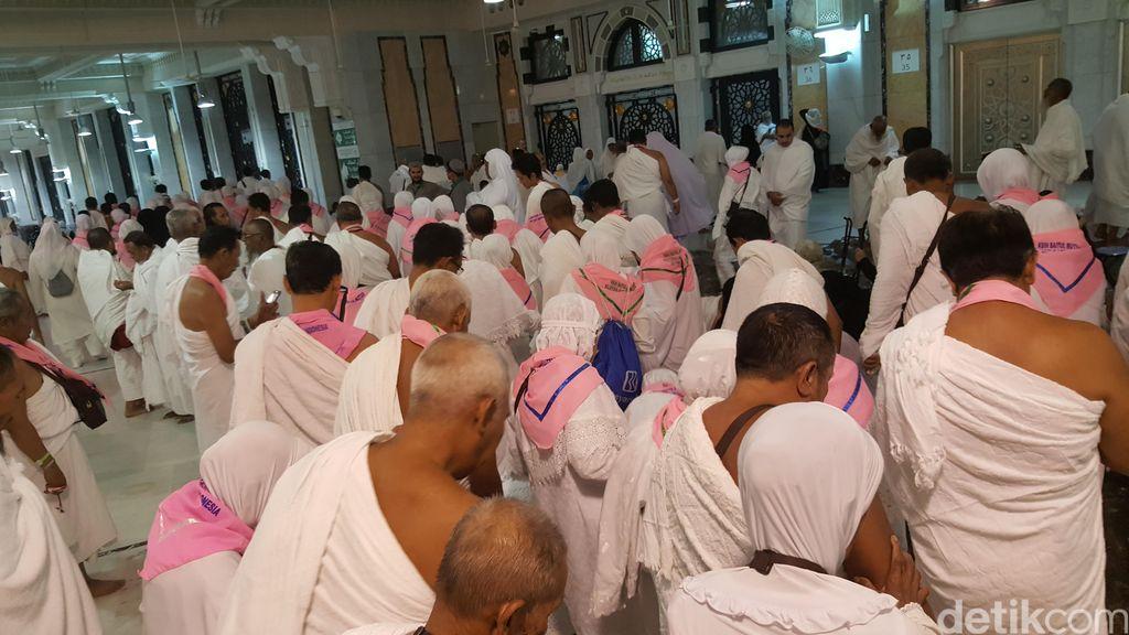 118.283 Jemaah Sudah Tiba di Saudi, Jemaah Wafat Total 35 Orang
