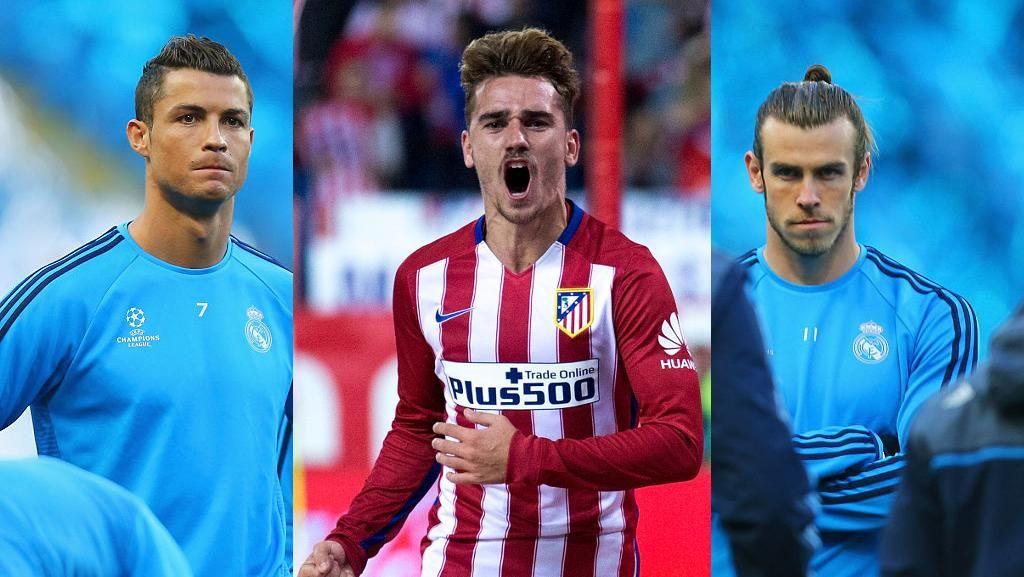 Pemain Terbaik di Eropa 2015-16: Ronaldo, Griezmann, atau Bale?