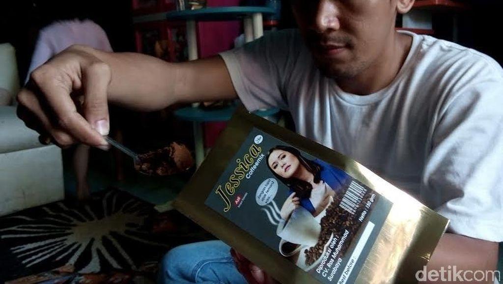 Foto dan Nama Jessica Jadi Merek Kopi, Haris: Kalau Mbak Jessica Keberatan Saya Stop