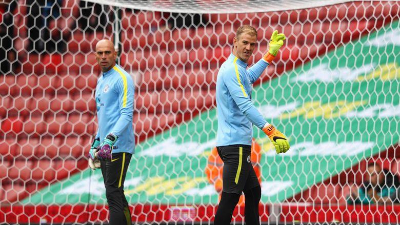 Terkait Hart, Allardyce Ingin Berbincang dengan Guardiola