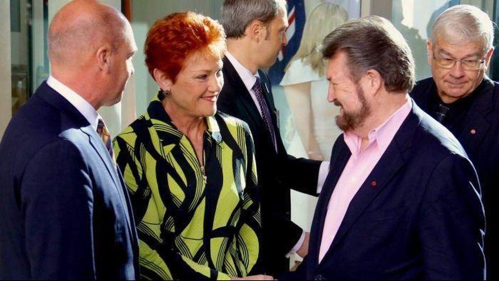 Senator Baru Australia Mulai Disekolahkan