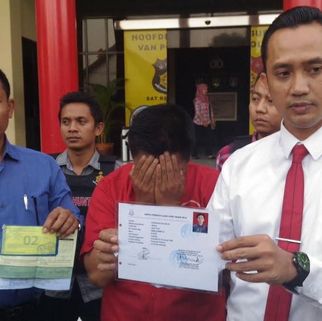 Penipu CPNS Ditangkap, Tipu Korban Rp 250 Juta