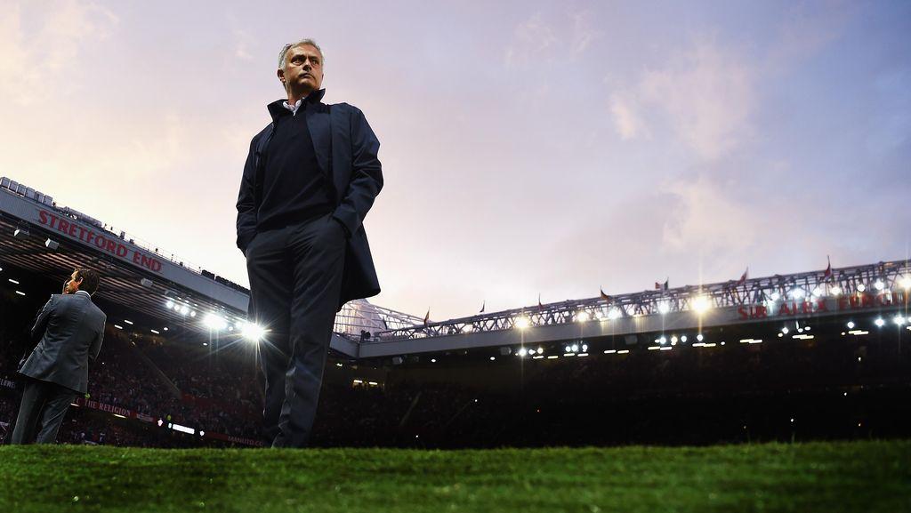 Sebelum Gabung MU, Mourinho Tolak Tawaran dari Italia dan Spanyol
