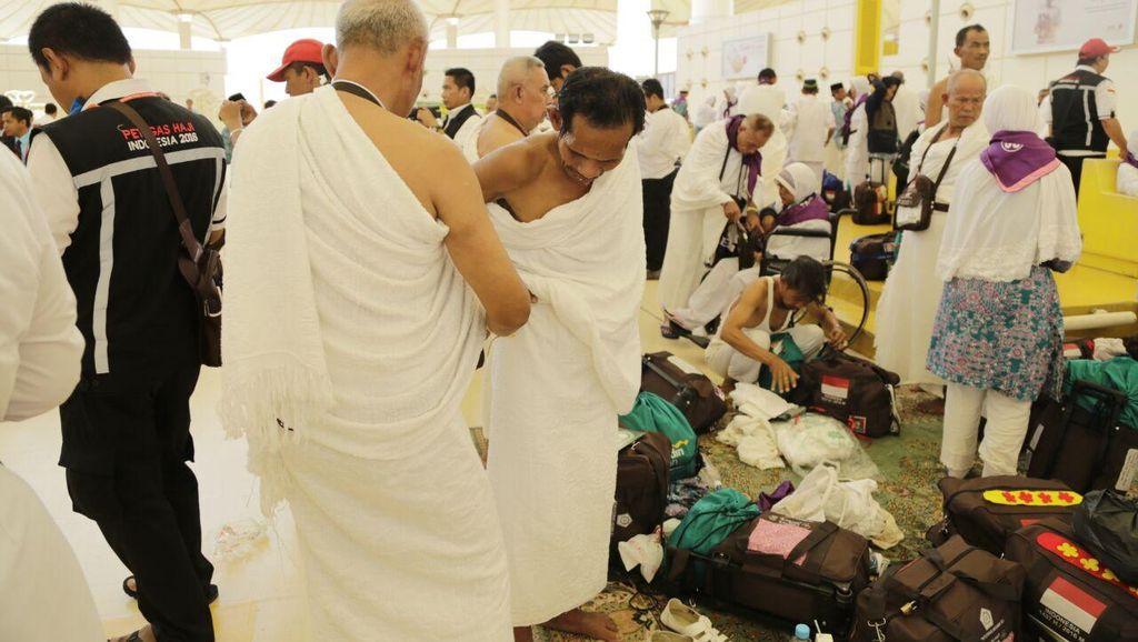 Total Jemaah Indonesia di Saudi kini 123.317 Orang, Terus Padati Makkah