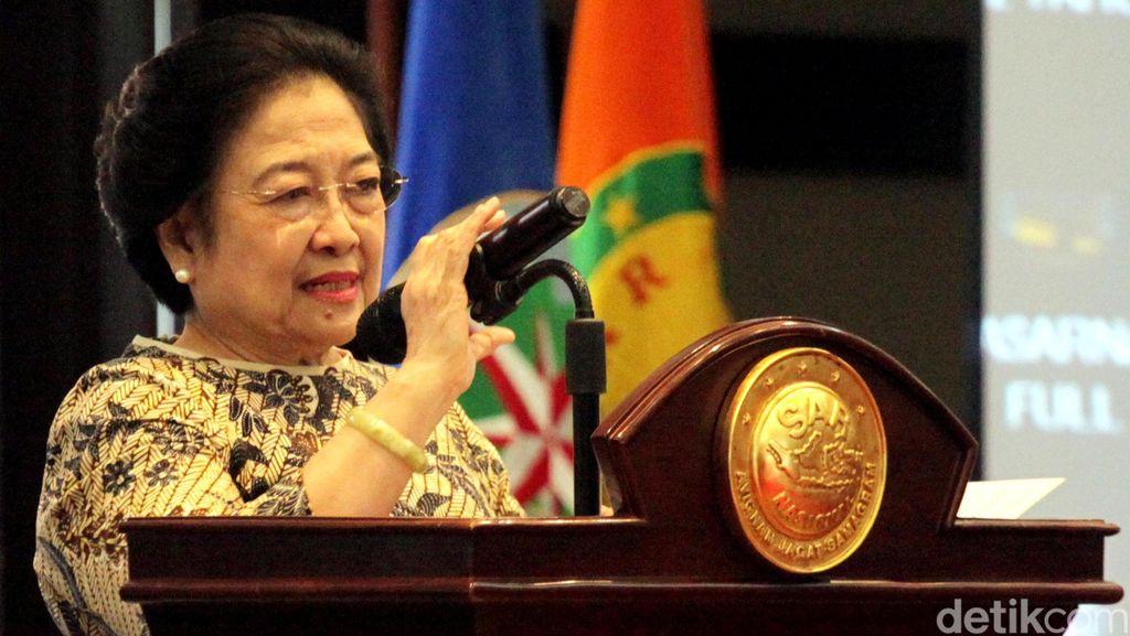 Megawati Berharap Info Cuaca dari BMKG Mudah Diakses Nelayan dan Petani