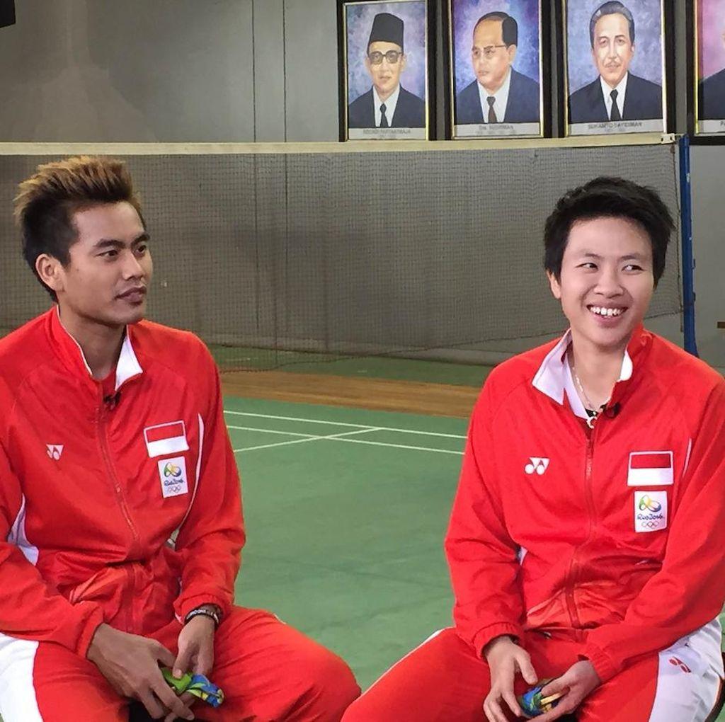 Sambut Haornas, Owi-Butet Berharap Makin Banyak Medali Emas Olimpiade untuk Indonesia