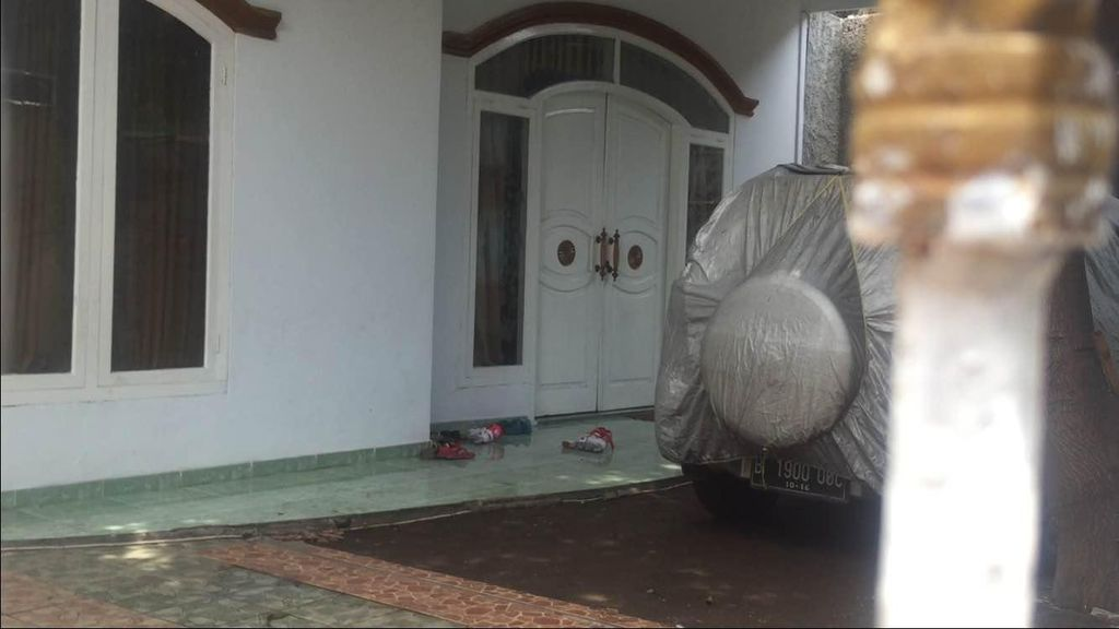 Kantor Biro Haji Hade El-Badr di Koja Ternyata Rumah Tinggal