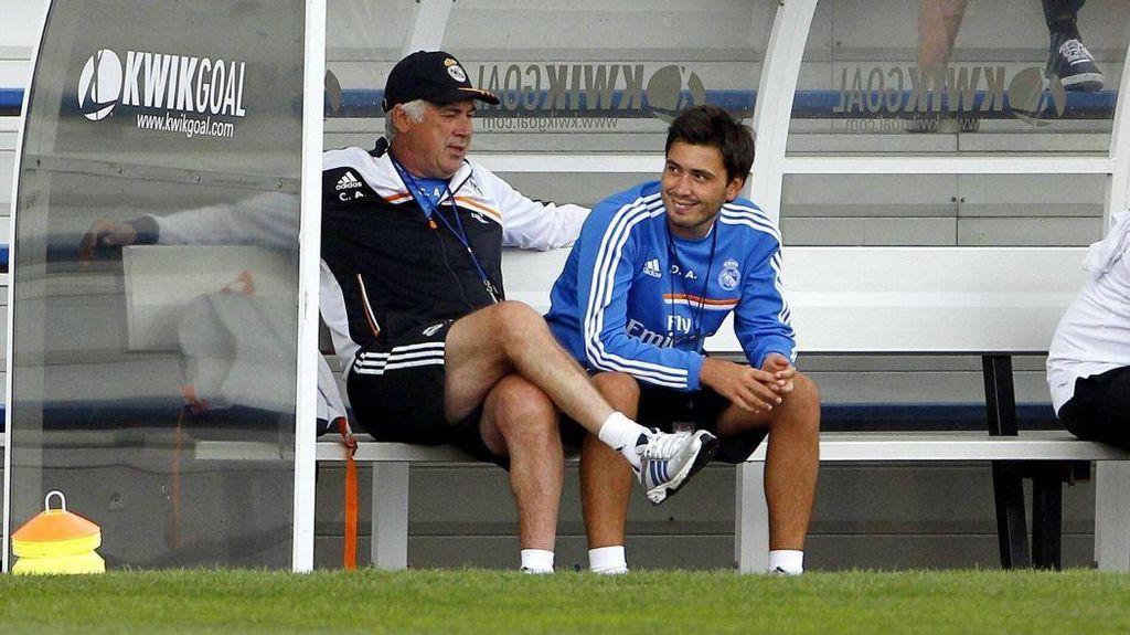 Ancelotti Angkat Sang Anak Jadi Asistennya di Bayern