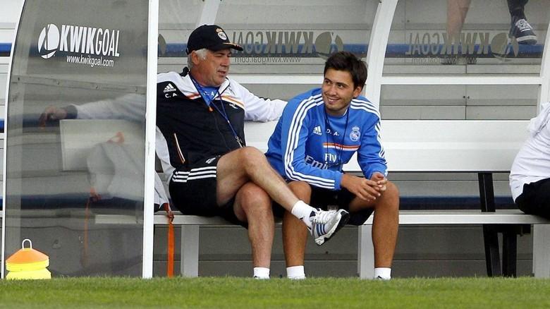 Ancelotti Bawa Anaknya Untuk Jadi Staff Di Bayern Munich