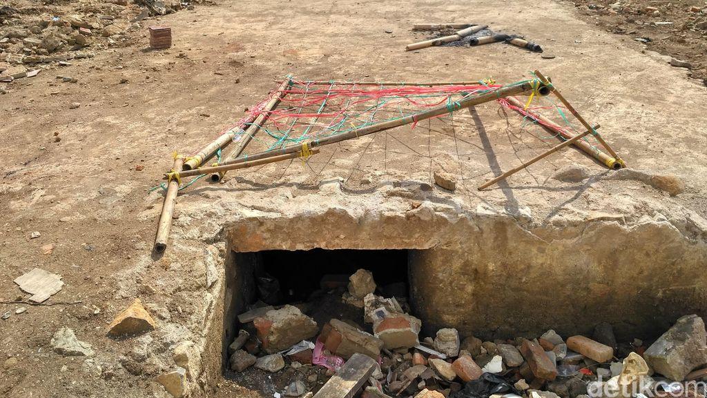 Jejak Bunker di PT KAI Bandung: Diperkirakan Dibangun Belanda Awal Abad 20