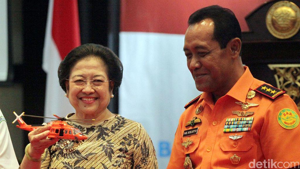 PDIP dan Basarnas Jalin Kerja Sama