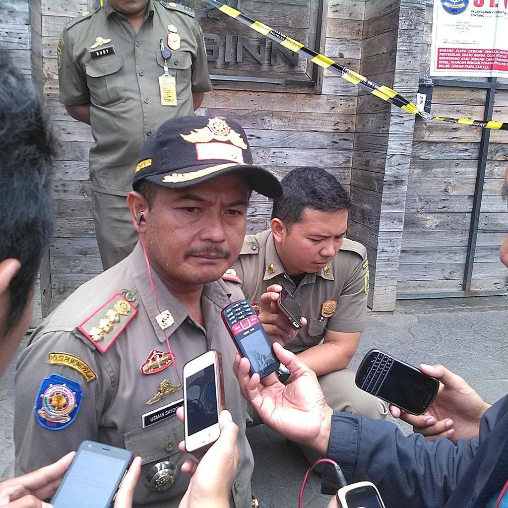Satpol PP Janji Tertibkan Tiga Kafe Diduga Ilegal di Bandung Utara