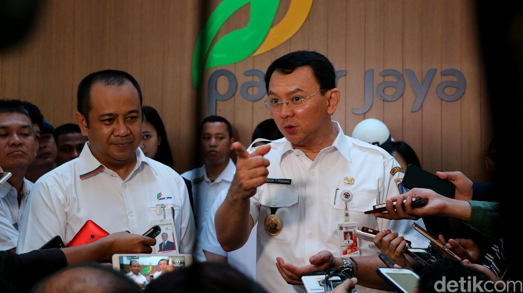 Dinilai Kemahalan, Ahok Minta Gedung Baru PD Pasar Jaya Diaudit