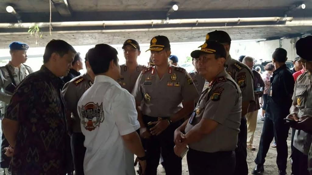 Polisi: 7 Sekuriti Trisakti Sempat Diikat dan Dipaksa Tanda Tangan Surat Dukungan
