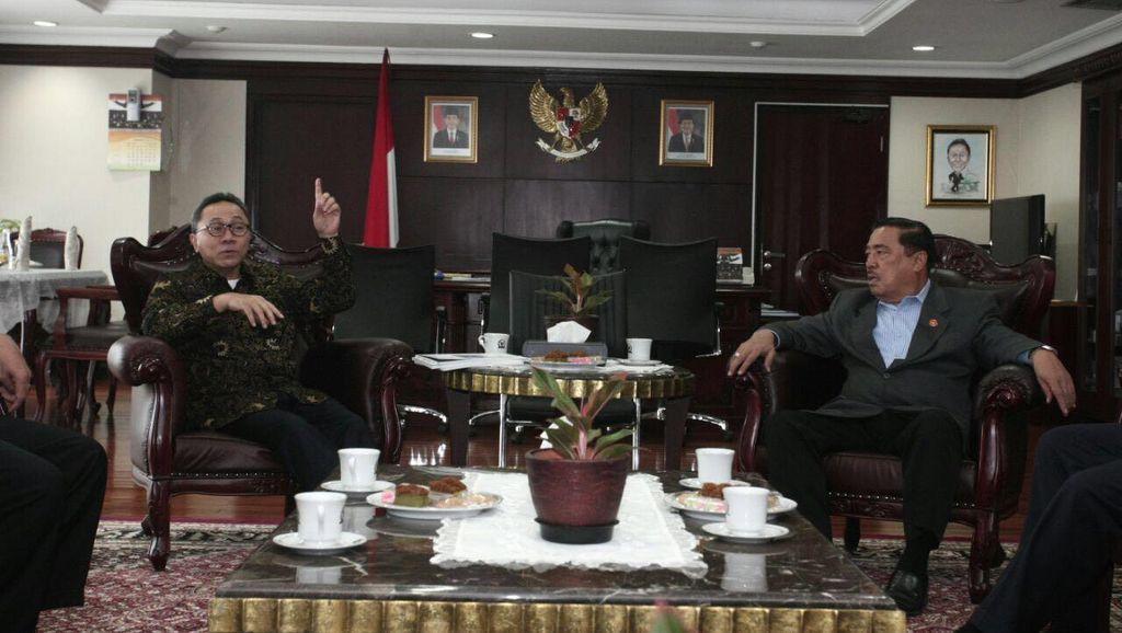 Intoleransi Kian Tinggi, Ketua MPR Tegaskan Pentingnya Sosialisasi Nilai Luhur