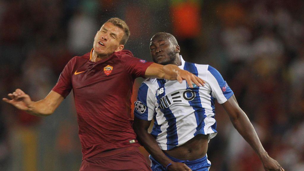 Roma Gagal ke Fase Grup Usai Dipermalukan Porto 0-3