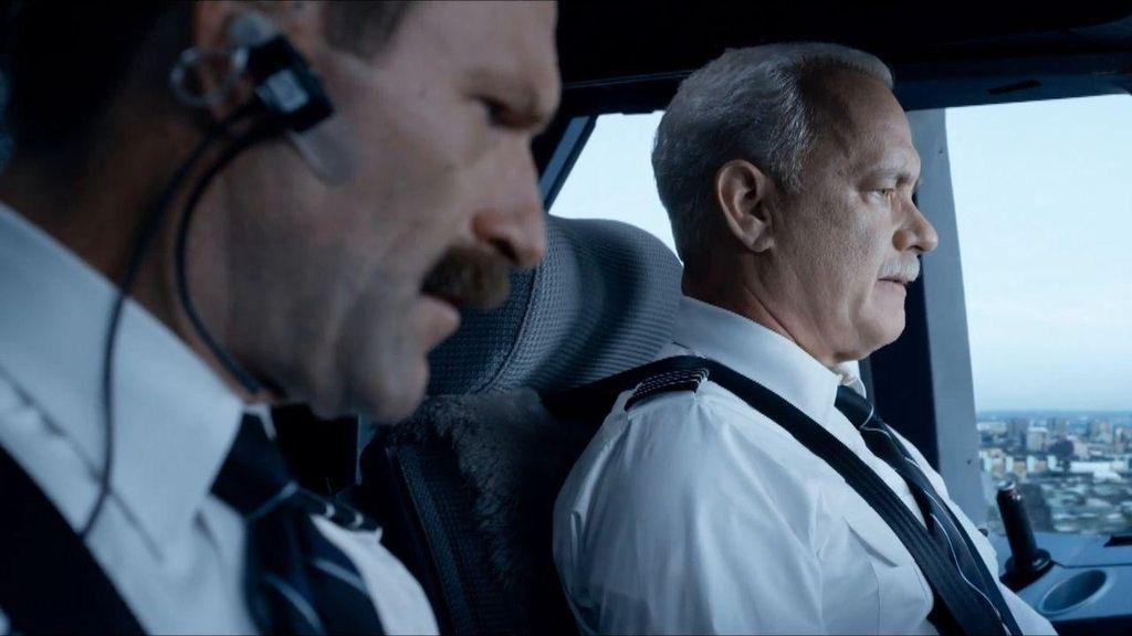 Aksi Nekad Tom Hanks Daratkan Pesawat di Sungai dalam Sully