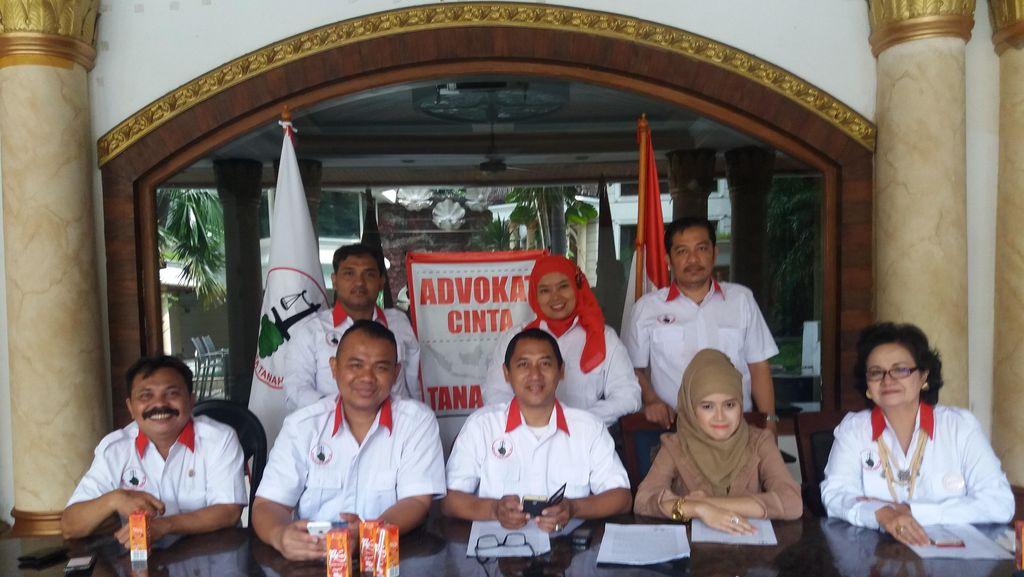 Advokat Protes Ahok yang Datang Bawa PNS di Sidang MK