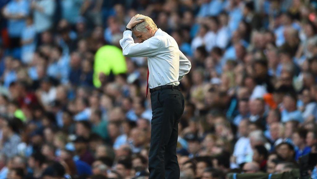 Arsene Wenger dan Rasa Takutnya pada Pensiun