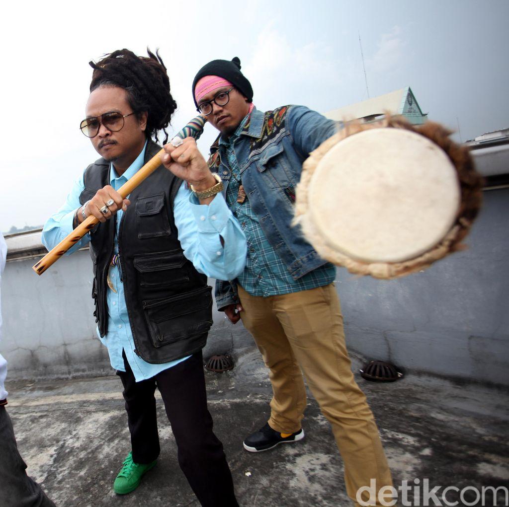 KunoKini: Mari Berpesta dengan Alat Musik Tradisional