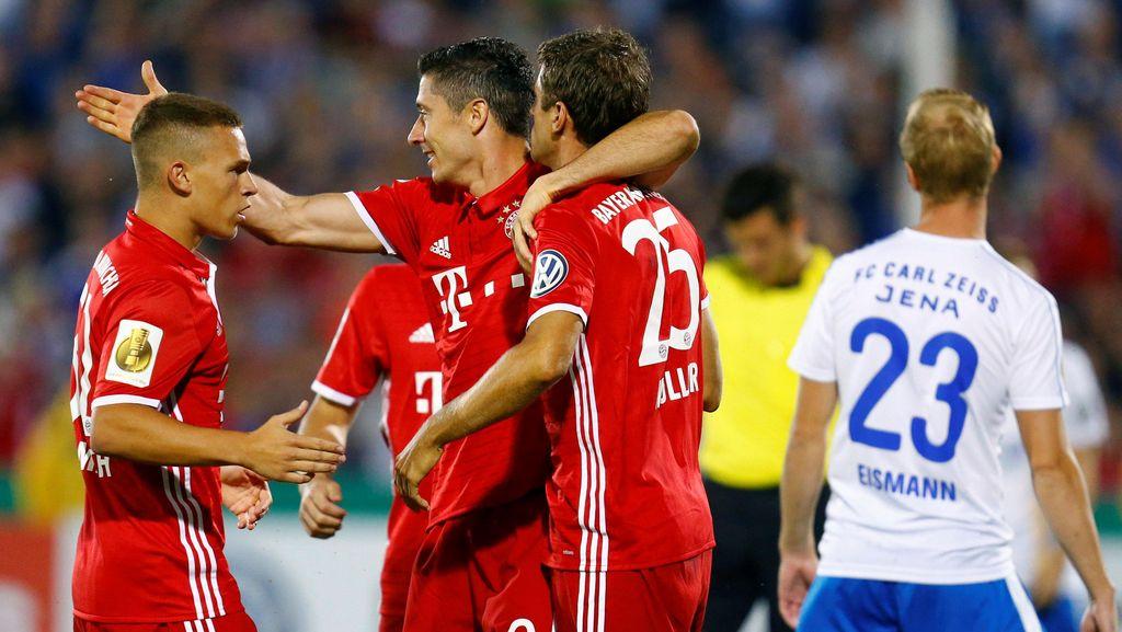 Bayern Waspadai Potensi Ancaman Bremen di Laga Pembuka Bundesliga