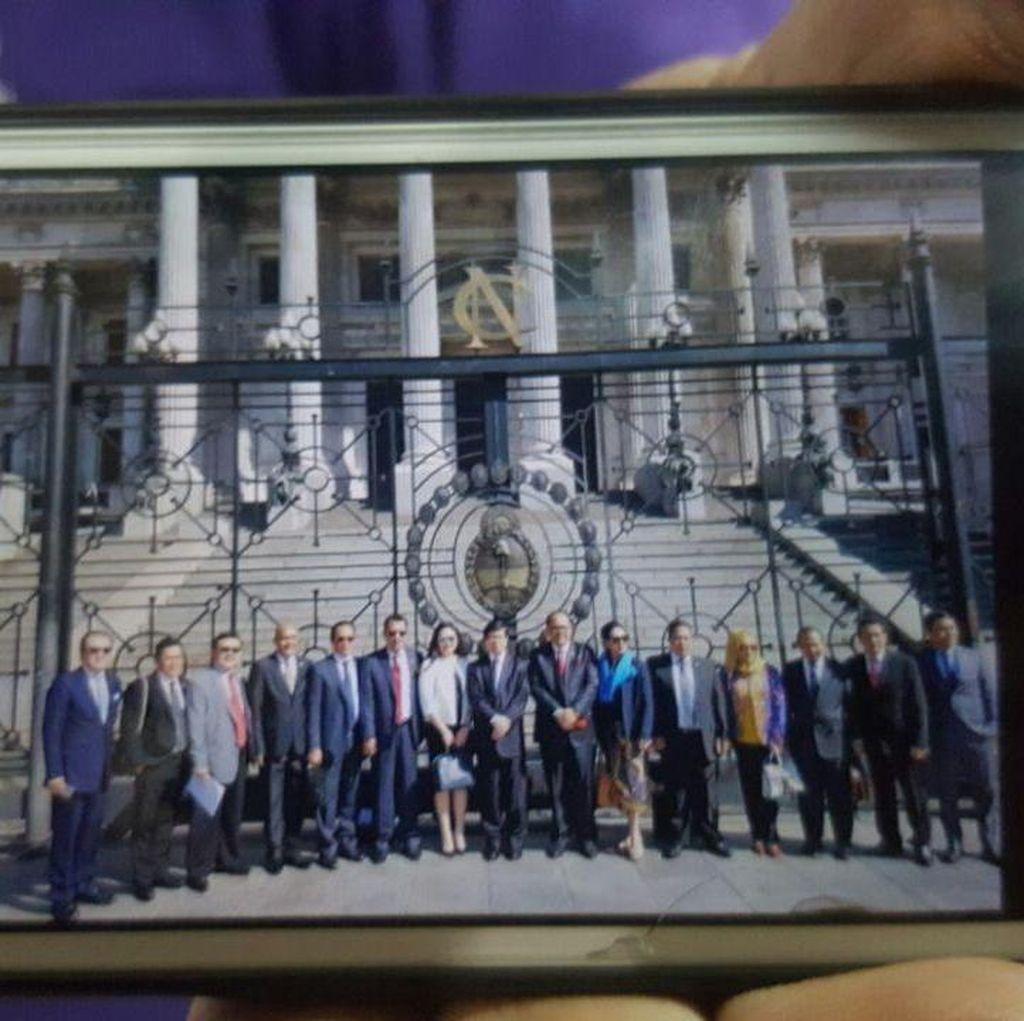 Sekjen DPR: Kunjungan DPR ke Argentina Dalam Rangka Diplomasi