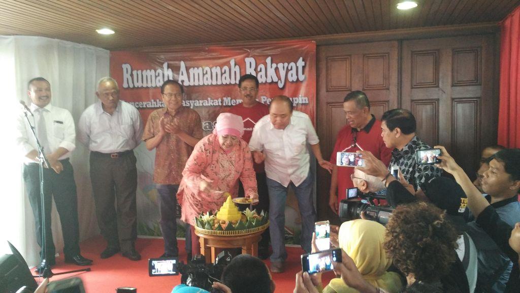 Djoko Santoso Deklarasi Rumah Amanah Rakyat, Rizal Ramli dan Yusril Hadir