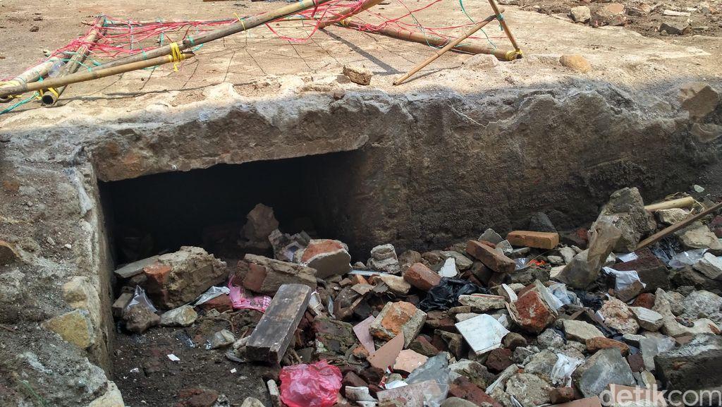 Bunker Tersembunyi di Lahan PT KAI Bandung Akses Jalur Evakuasi Para Pejabat Belanda