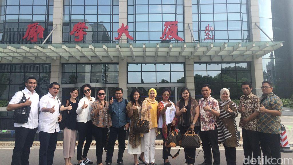 Diskusi Golkar dan Sekolah Partai Komunis China: Kurikulum Hingga Durasi