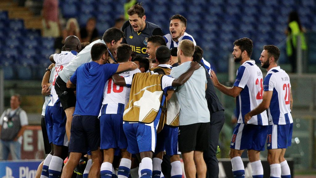 Pelatih Porto Ungkap Kunci Kemenangan atas Roma