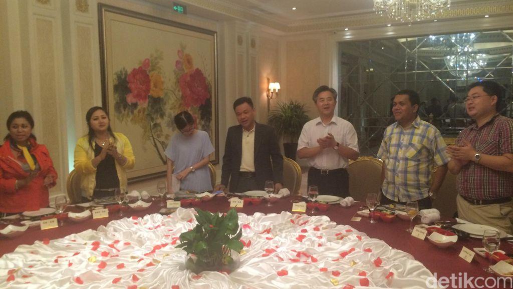 Diplomasi Lagu Ayo Mama yang Eratkan Golkar dan Pejabat Nantong