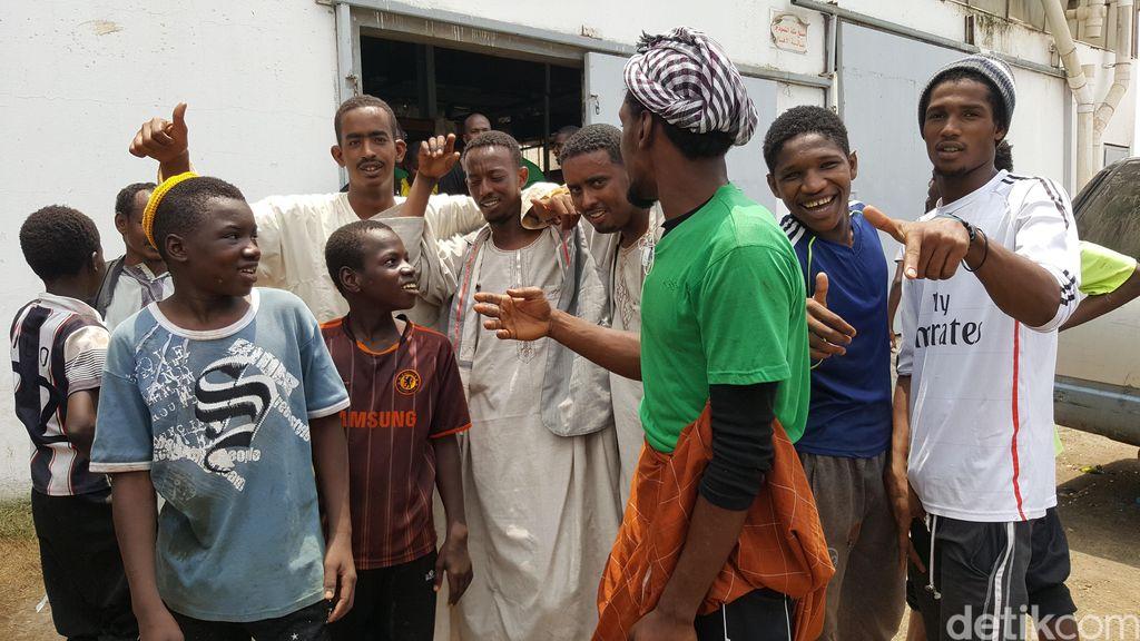 Membayar Dam dan Kisah Jagal Kambing Jujur di Pasar Kakiyah