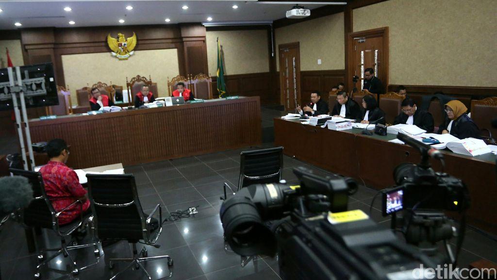 Saat Hakim Binsar Tak Satu Suara dengan Ahli Soal Pasal Pembunuhan Berencana