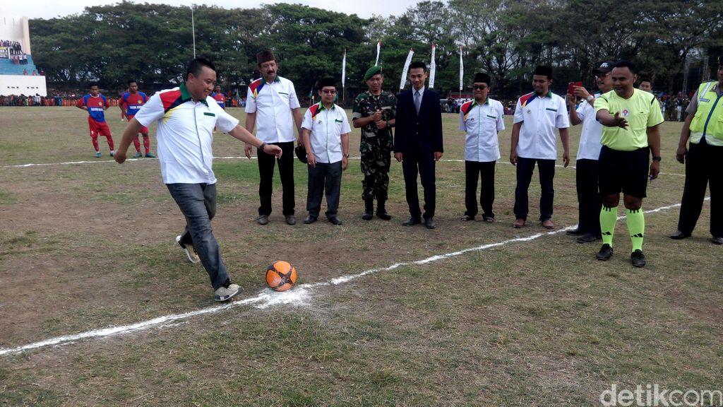 Menpora Buka Liga Santri Nusantara di Ponorogo