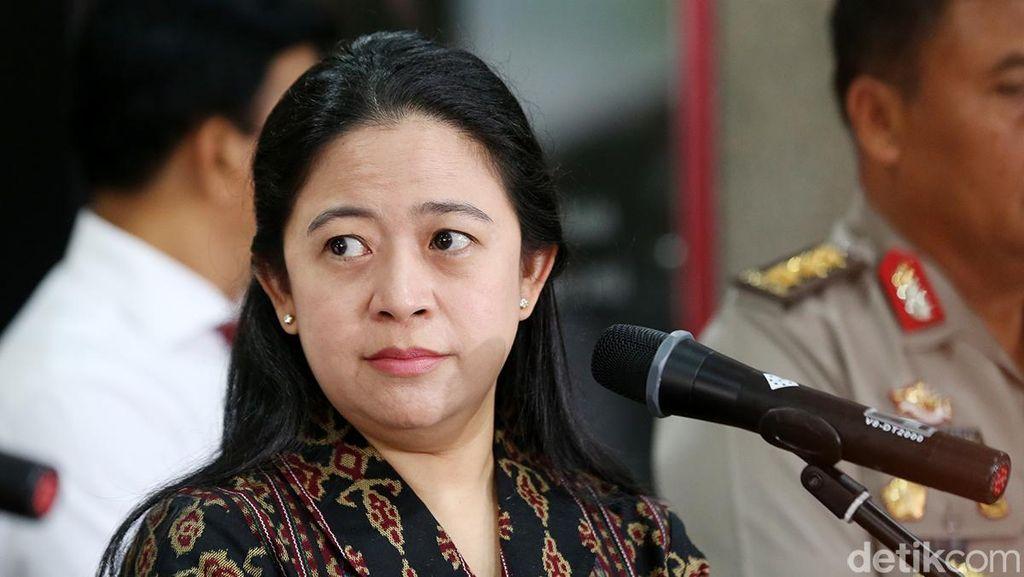 Puan Instruksikan Kementerian dan Sejumlah Lembaga Bersiap Antisipasi Banjir