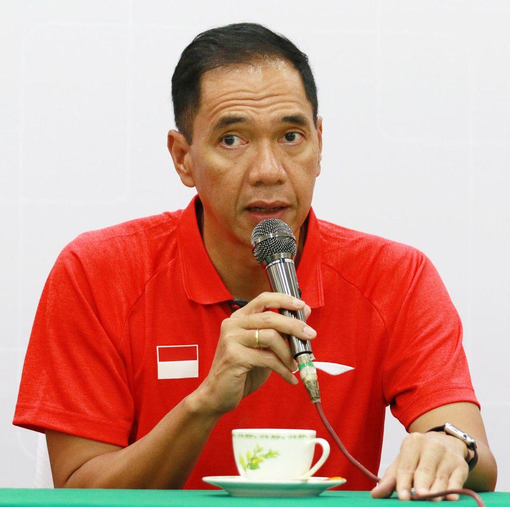 Suka Cita Tak Terkira, Gita Wirjawan Ajak Cabor Lain Raih Medali Olimpiade