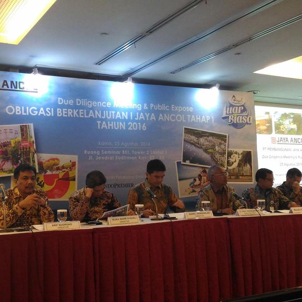 PT Pembangunan Jaya Ancol Tbk Gelar Public Expose untuk Paparkan Perkembangan Perseroan