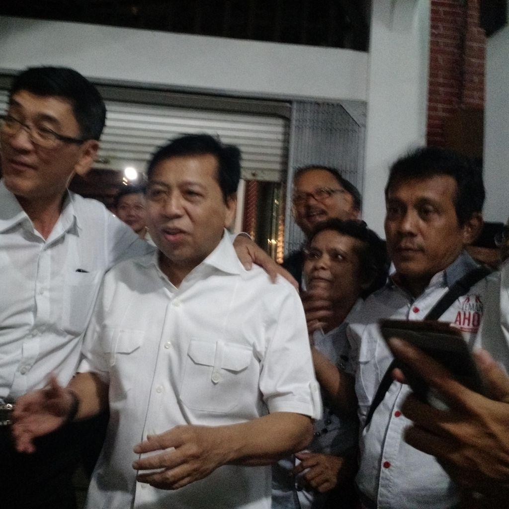 Novanto: Ahok Kalau Ngomong Teriak-teriak, Tapi Itu yang Disenangi Rakyat