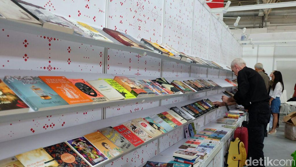 Intip Booth Indonesia di Beijing International Book Fair 2016!