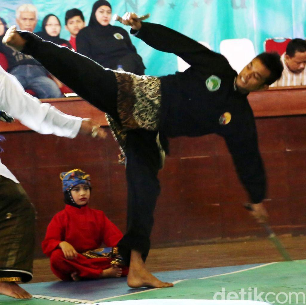 Penutupan Festival Pencak Silat NU Pagar Nusa