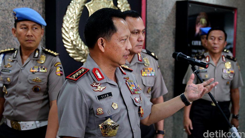 Kapolri Sudah Terima Video Testimoni Freddy Budiman Dari Kemenkum HAM