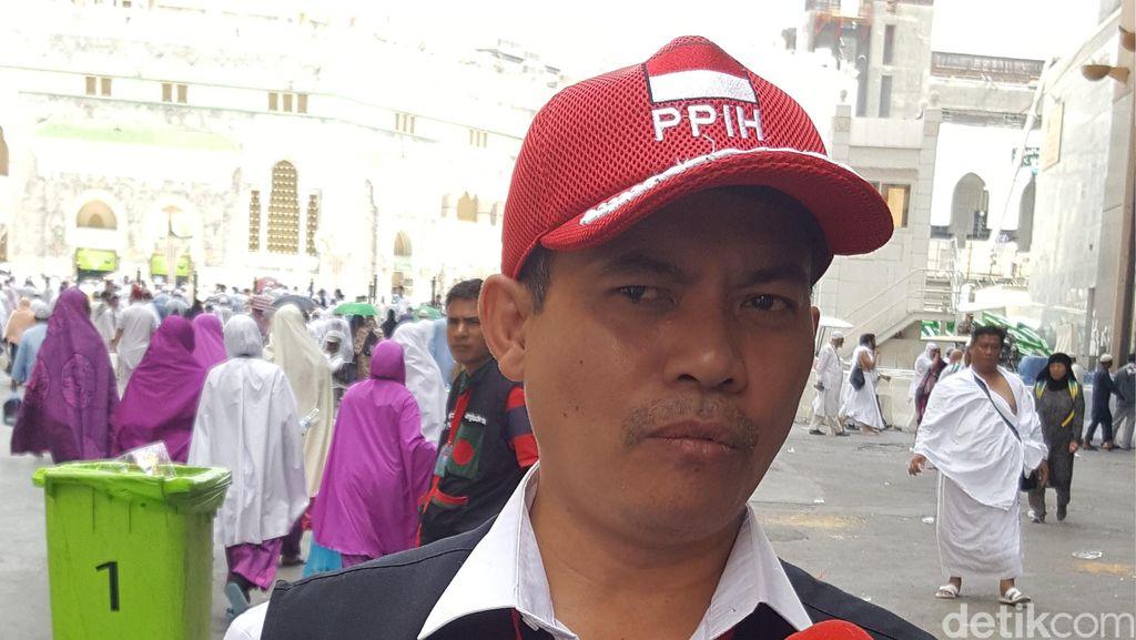 Polisi Masjidil Haram Siap Back Up Petugas Indonesia Untuk Keamanan Jemaah