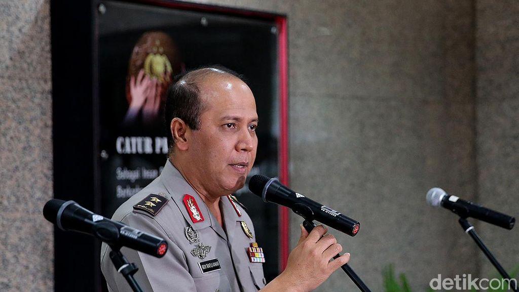 Polri: Status Direktur Narkoba Polda Bali Masih Terperiksa