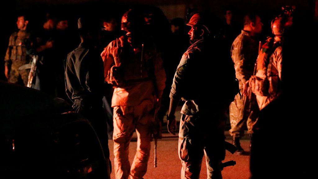 12 Orang Tewas dalam Serangan ke Universitas Amerika di Kabul
