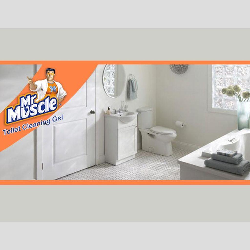 Cara Cepat Usir Kuman, Toilet Bersih dan Harum